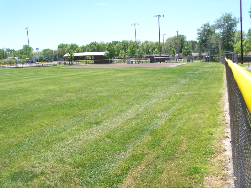 Boys Baseball Field